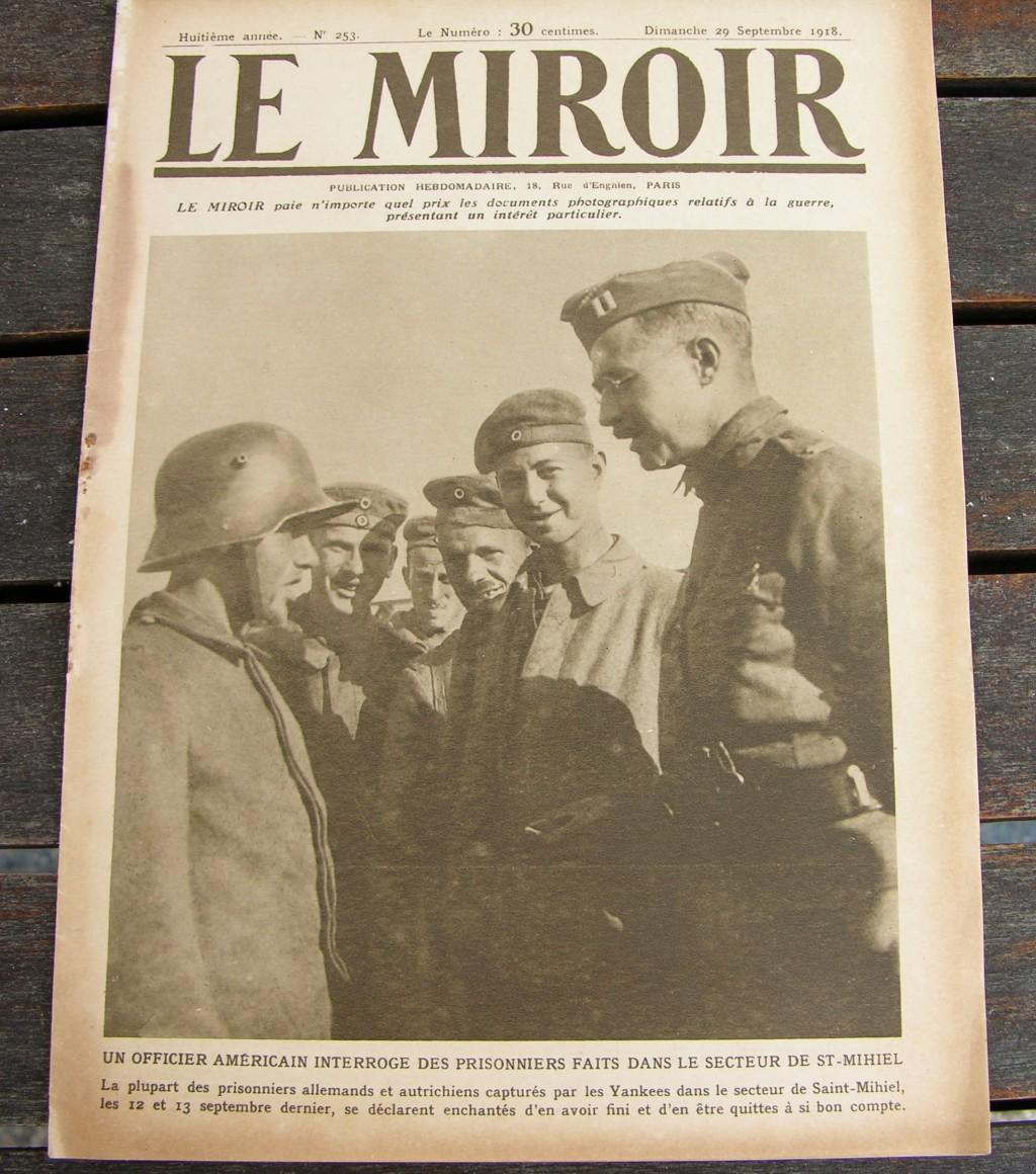 Metog ww1 for Prisonniers du miroir